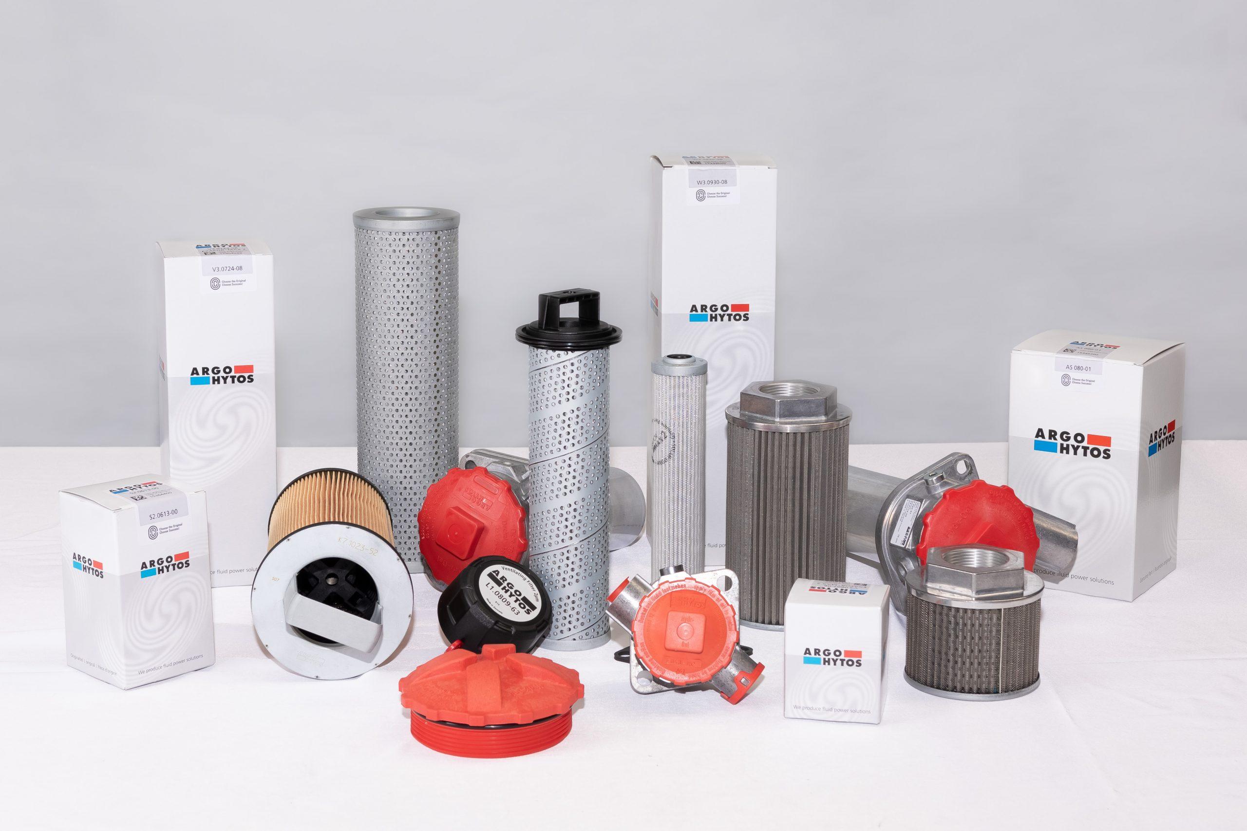 Argo Filtersortiment